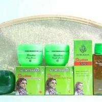 Paket Al Mubarak Cream Set Lengkap