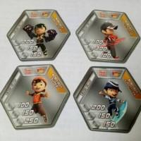 Kartu Boboiboy Choki Choki AR Rare Card Boboiboy Kuasa 3