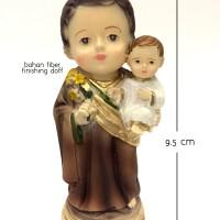 Patung Mini Santo Yosef
