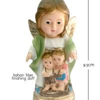 Patung Mini Malaikat Pelindung