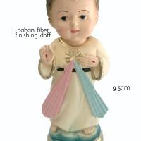 Patung Mini Yesus Kerahiman Ilahi