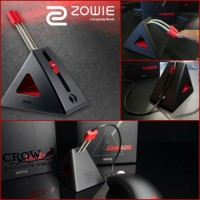 ZOWIE BENQ CAMADE RED BLACK | Mouse Bungee Cable Management