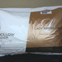 Jual (HOT SALE ) Supersale pabrik Bantal Lady Americana 100%original Murah