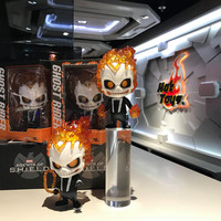 Jual HOT TOYS COSBABY GHOST RIDER WITH HELLFIRE CHAIN HT COSB 401 Murah