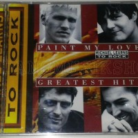 CD Michael Learns To Rock - Paint My Love Greatest Hits