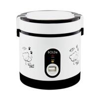 Jual [ Supercook BOLDe ] Magicom Mini / Rice Cooker Mini 3 IN 1 - 0,6 Liter Murah