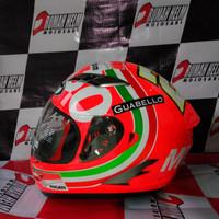 Helm KYT Vendetta 2 Rosso Mugello / Iannone Vendeta Fullface