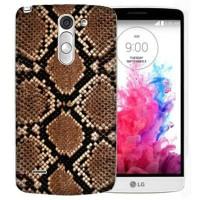 Casing Hp Phyton Skin Pattern LG G3 Stylus/LG G4 Custom Case