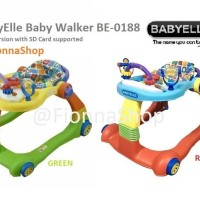 Baby Walker Baby Elle Babyelle 2 in 1 BE0188 BabyWalker