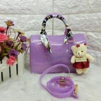SALE BIGSALE Furla Candy 66662 Gliter Plat Tas Furla Jelly Tas Glitter