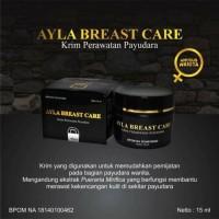 Ayla Breast Care Cream NASA Original - Krim Payudara - Crystal X NASA