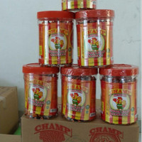 Jual sosis champ siap santap 480gr Murah