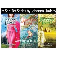 Ly-San-Ter Series by Johanna Lindsey