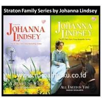 Straton Family Series by Johanna Lindsey