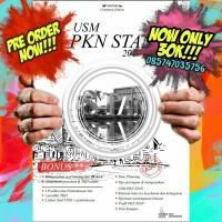 BUKU PREPARE USM PKN STAN 2018