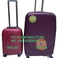 Tas Koper Polo Hoby 1 Set 2 pc Ukuran:18 + 28 Inch