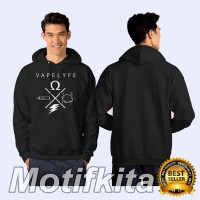 Hoodie Jaket VAPELYFE VAPE LYFE Sweater Pria Wanita 02
