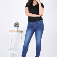 Jual Celana Jegging Wanita (8106B) JSK Jeans Murah