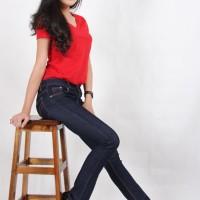 Jual Celana Jeans Wanita Cutbray (9116B) JSK Jeans Murah