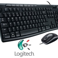 Logitech MK200 Mouse Keyboard Combo