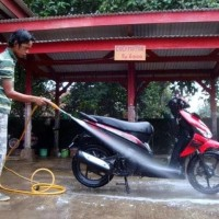 POMPA AIR CUCI MOTOR MOBIL - CUCI AC MINI STEAM - MESIN POMPA STEAM