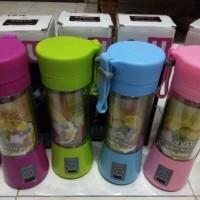 Jual Shake n Take portable Juicer Blender Portable & Rechargeable Murah