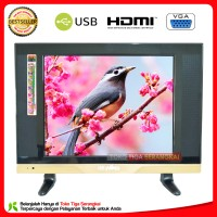 NIKO LED TV NK1702 - 17 inch Slim
