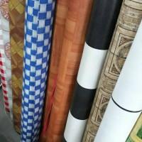 Karpet Plastik Meteran Vnyl / Tikar Plastik Murah / Tikar Murah