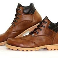 Sepatu Boots Caterpillar 100% Safety