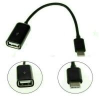 KABEL OTG TYPE C XIAOMI SAMSUNG ASUS USB OTG TYPE C