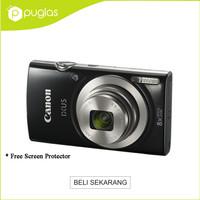 Jual Kamera Digital Canon IXUS 185 / Digital Camera Canon IXUS 185 - BLACK Murah