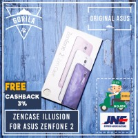 Jual [HOT] ASUS ZENCASE ZENFONE 2 Illusion ORIGINAL Zen Case Murah