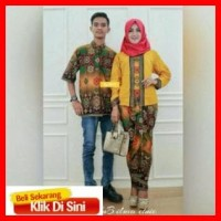 Baju Batik Couple Sarimbit Batik-Iluva Series BEST SELLER
