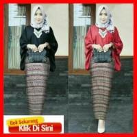 Baju Setelan Kebaya Hijab Muslim Model Terbaru Promo