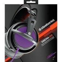 SteelSeries Siberia 200 Gaming Headset purple