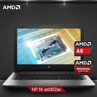 Laptop HP 14-AN002AX AMD A8