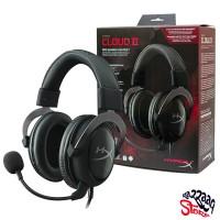 Kingston HyperX Cloud II Gaming Headset 7.1 Surround Sound - Gun Metal
