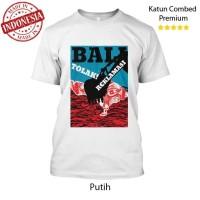 Kaos Bali Tolak Reklamasi (BTR) #2 Katun Combed 24s Premium Distro