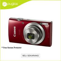 Jual Kamera Digital Canon IXUS 185 / Digital Camera Canon IXUS 185 - RED Murah