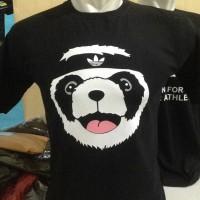 kaos/t shirt keren ADIDAS PANDA Diskon