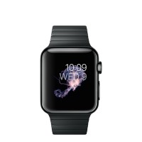 Apple Watch 1 2015 Stainless Link Bracelet Black MJ3F2