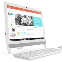 PC All-In-One AIO Lenovo AIO310-20IAP-F0CL000KID White