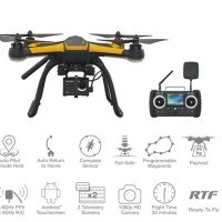 Drone Hubsan X4 PRO H109S LOW Edition 1 AXIS 5.8G Real FPV RC Quadcor