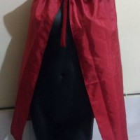 Jual Costume Halloween kostum pesta kostum jubah merah red riding hood Murah