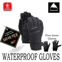 Jual Sarung Tangan Salju Bahan Polar Gore-Tex Waterproof Burton No Salomon Murah