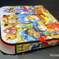 Skin Custom Design For Nintendo 2Ds