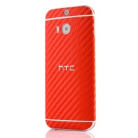 Skin Handphone Carbon Texture For HTC One M8