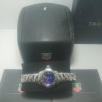 Jam Tangan TAG Heuer Link WJ 1312 Lady Quartz Original