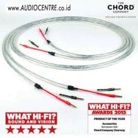 Chord Clearway Speaker Cable /meter (tdk termasuk banana)