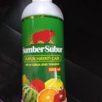 SALE!! pupuk cair organik (untuk tanaman dan septictank)